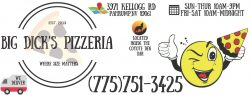 Big Dick's Pizza